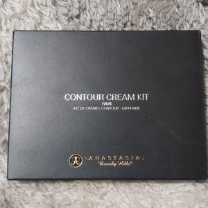 Anastasia contour cream kit (fair)